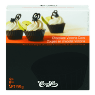 Chocolate Victoria Cups (96g)  - Urbery