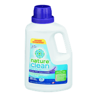 Nature Clean Laundry Liquid, Lavender Fields (1.8L)  - Urbery