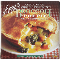 Amys Broccoli Pot Pie (213g)