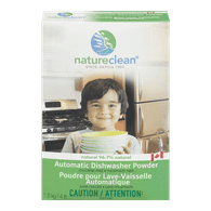 Nature Clean Automatic Dishwasher Powder (1.8kg)  - Urbery