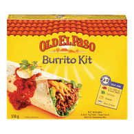 Old El Paso Burrito Dinner Kit (510g)  - Urbery