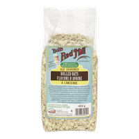 Bob's Red Mill Organic Old Fashioned Rolled Oats (453g)  - Urbery