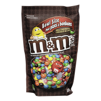 M&M's Milk Chocolate Stand up Pouch (400g)  - Urbery