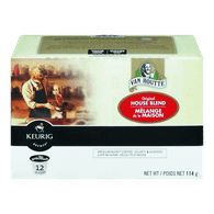 Keurig Van Houtte Original House Blend Medium Roast (12ea)  - Urbery