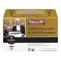 Keurig Newman's Own Newman's Special Blend Extra Bold (12ea)  - Urbery