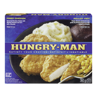 Swanson Hungry Man Fried Chicken (360g)  - Urbery