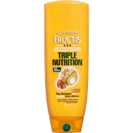 Garnier Fructis Conditioner Triple Nutrition for Dry Damaged Hair (384ML)