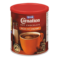 Carnation Hot Chocolate, Rich and Creamy (500g)  - Urbery