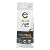 Ethical Bean Coffee French Roast Rocket Fuel (340g)  - Urbery
