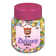 Cake Mate Decors, Star (82g)  - Urbery