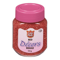 Club House Decors, Red (113g)  - Urbery