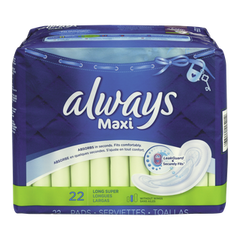 Always Maxi Pad Long (22ea)  - Urbery