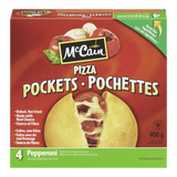 McCain Pizza Pockets Pepperoni (400g)
