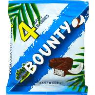 Bounty Bar, Multipack (4ea)  - Urbery
