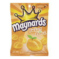 Maynards Fuzzy Peach (185g)