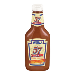 Heinz Original 57 Sauce (500mL)  - Urbery