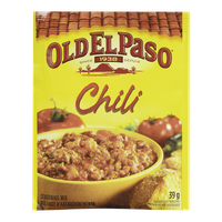 Old El Paso Seasoning Mix, Chili (39g)  - Urbery