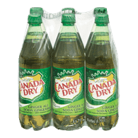 Canada Dry Ginger Ale (6X710ML)  - Urbery