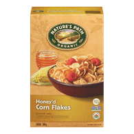Nature's Path Honey'd Corn Flakes (300g)  - Urbery