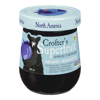 Crofters Superfruit Spread, North America(260mL)  - Urbery