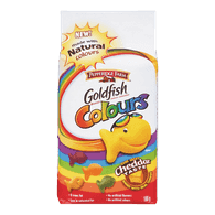 Pepperidge Farm Crackers Goldfish Colours (180g)  - Urbery