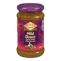 Pataks Curry Paste Mild (284ML)