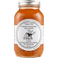Soup's On Soup Garden Vegetable (925mL)  - Urbery
