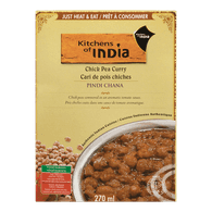 Kitchens of India Curry Chickpea (270g)
