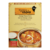 Kitchens of India Curry Cottage Cheese Curry (280ML)