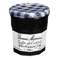 Bonne Maman Black Current Jelly(250mL)  - Urbery