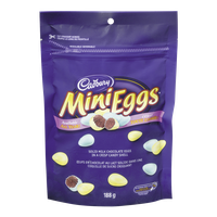 Cadbury Mini Eggs (188g)  - Urbery