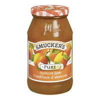 Smucker's Jam, Pure Apricot(500mL)  - Urbery