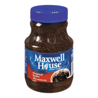 Maxwell House Instant Coffee, Original Roast (200g)  - Urbery