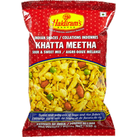 Haldiram's Indian Snacks Khatta Meetha (150g)