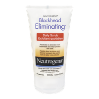 Neutrogena Blackhead Eliminating Daily Scrub (125mL)  - Urbery