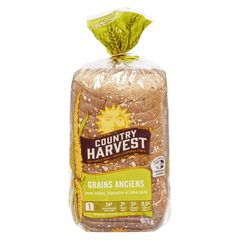 Country Harvest Ancient Grains Bread (675g)  - Urbery