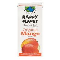 Happy Planet Organic Health Mango Juice (946mL)  - Urbery