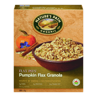 Nature's Path Flax Plus Pumpkin Flax Granola (325g)  - Urbery