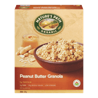 Nature's Path Peanut Butter Granola Cereal (325g)  - Urbery