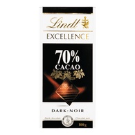 Lindt Excellence 70% Cacao (100g)  - Urbery