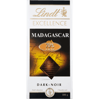 Lindt Excellence Madagascar 70% Cacao (100g)  - Urbery
