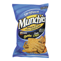 Munchies  Snack Mix, Original (300g)  - Urbery