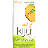 Kiju Organic 100% Mango Orange Juice (1L)  - Urbery