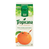 Tropicana Pure Premium Juice Homestyle Some Pulp (1.75L)