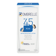 L'Oreal Ombrelle Kids Lotion, SPF 45 (120mL)  - Urbery