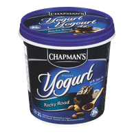 Chapman's Frozen Yogurt, Rocky Road (2L)