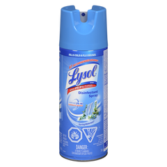 Lysol Disinfecting Spray, Spring Waterfall (350g)  - Urbery