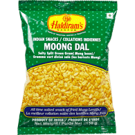Haldiram's Indian Snacks Moong Daal (150g)