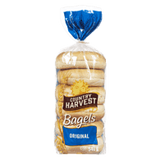 Country Harvest  Bagels, Original (6x90g)
