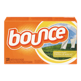 Bounce Dryer Sheets, Outdoor Fresh (120sh)